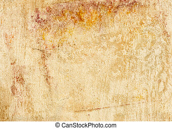 Grunge vintage old paper background.