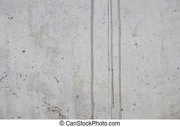 Grunge vintage rough detailed texture concrete wall...