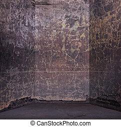 Grunge vintage wall