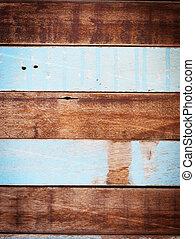 Grunge vintage wood wall