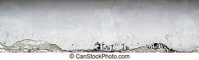 Grunge wall vintage texture