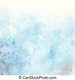 Grunge watercolour background