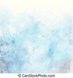 Grunge watercolour background