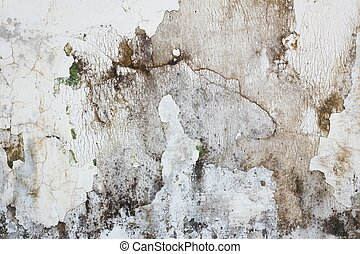 grunge weathered concrete wall background