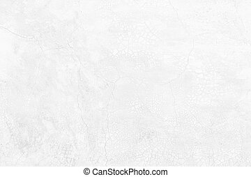 Grunge white cement wall texture background