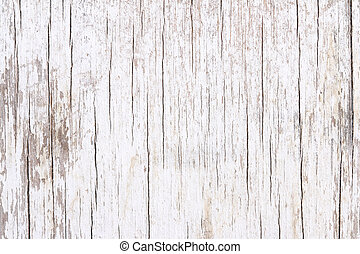 Grunge white wood.