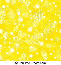 Grunge winter seamless pattern