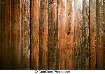 Grunge Wood plank brown texture background