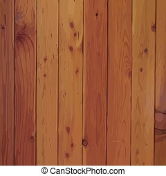 Grunge wood plank vector texture