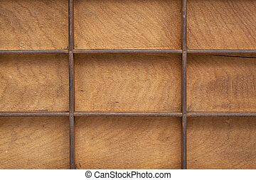 grunge wood texture with grid - detail of vintage grunge ...