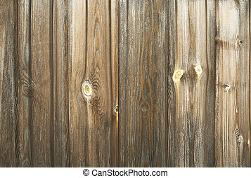 Grunge wooden background with vertical planks.
