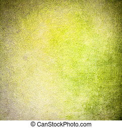 Grunge yellow painted background