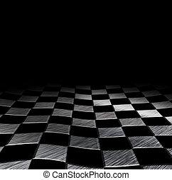 grungy , πίνακας σκακιού , φόντο