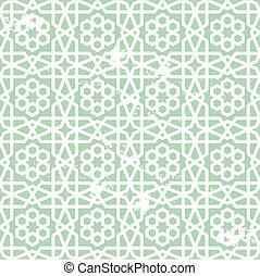 grungy, パターン, アラビア