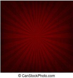 grungy, arrière-plan rouge