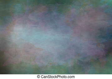 Grungy background with dark rainbow color