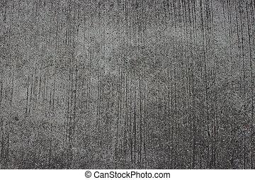 grungy, betonwand, hintergrund, beschaffenheit