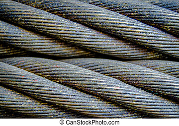 Grungy Cables