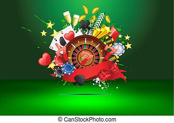 grungy, casino