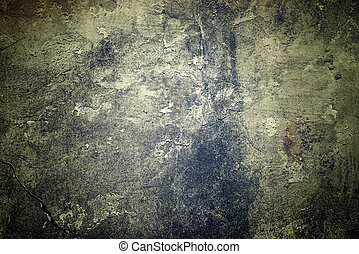 Grungy concrete wall as background