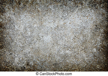 Grungy concrete wall background - Grungy concrete wall...