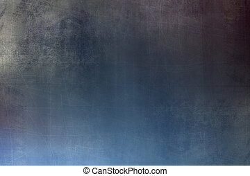 Grunge background (grey, brown, blue) with scratches and sandstone structure.