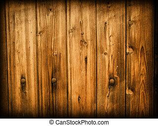 grungy, fundo, madeira
