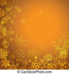grungy, karácsony, háttér