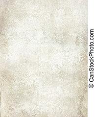 grungy, lumière, arrière-plan beige