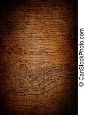grungy, madeira, fundo