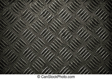 Grunge metal surface as a background motive