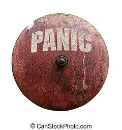 Grungy Panic Bell