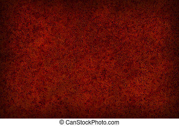 Grungy red mottled background texture