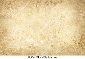 Grungy sepia mottled background surface texture