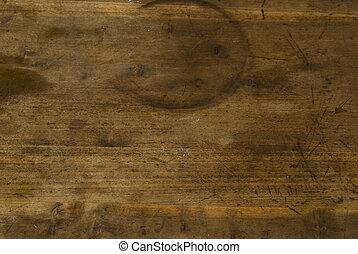 grungy, textura de madera