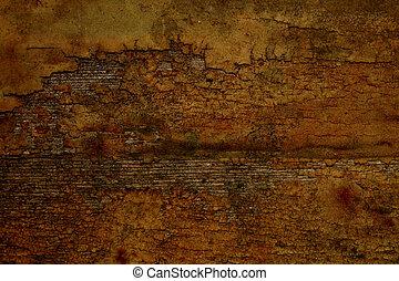 grungy, texture