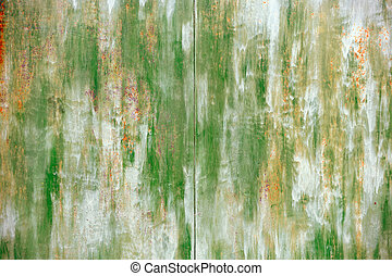 Grungy Texture with Rust Stains