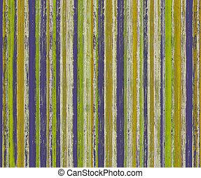 grungy, textured, pintura, rayas, en, madera