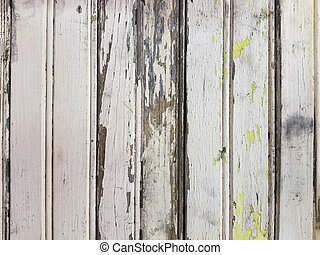 grungy vertical wood