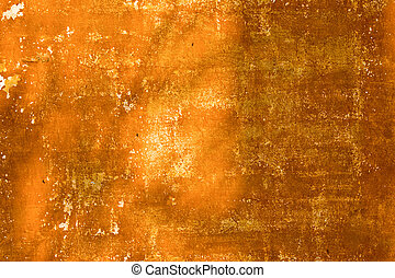 Grungy wall - Texture of a grungy wall