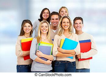 grupa, student.