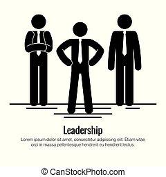 grupa, teamwork, handlowy zaludniają