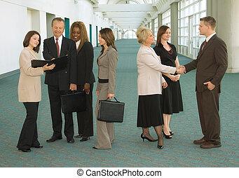 grupo, convención
