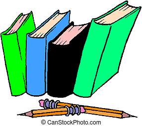 grupo, de, diferente, libros