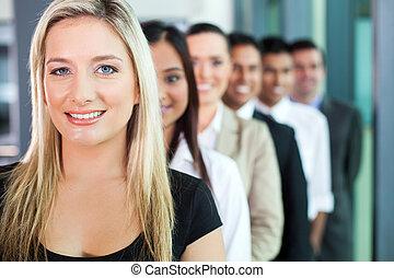 grupo de empresarios, consecutivo