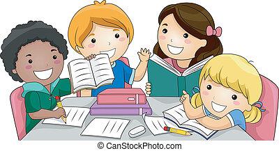 grupo estudo