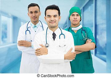 grupo, hospitalar, foco., experiência., seletivo, doutores