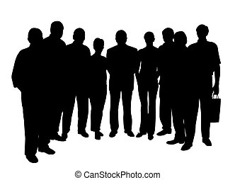 grupo pessoas