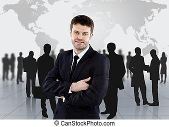 gruppe folk branche