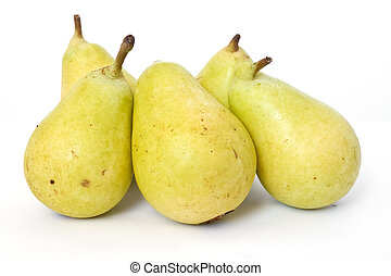 gruppe, i, pears
